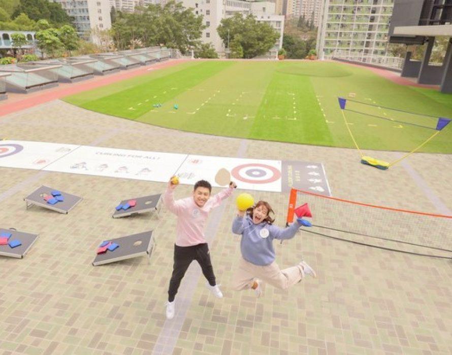 Lok Fu Place Presents 'Urban Retreat Green Sports Day'