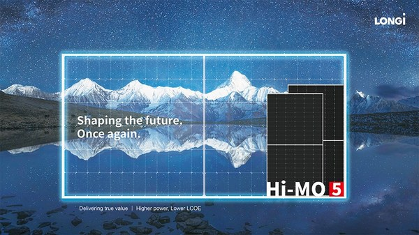 On June 29th, 2020 LONGi launched its new Hi-MO 5 product for ultra large power plants. Hi-MO 5 is based on M10 gallium doped monocrystalline wafers and uses smart soldering technology. The 72c module power reaches 540W, with an efficiency of more than 21%. The product not only has excellent reliability on the manufacturing side, but also brings more value to customers on the system side.