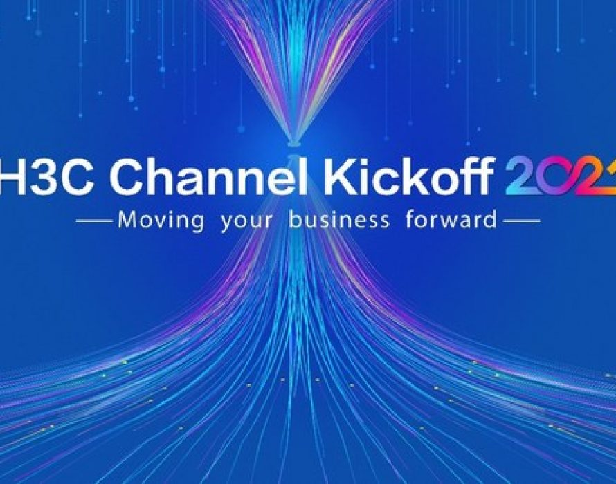 Moving Your Business Forward, H3C Channel Kickoff 2021 Successfully Concludes in Thailand