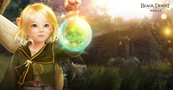 New Shai Class Arrives in Black Desert Mobile