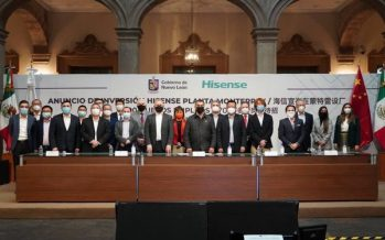 Optimism for North American Market, Hisense Officially Announced to Invest 260 Million US Dollars in Building Home Appliance Industrial Park in Mexico