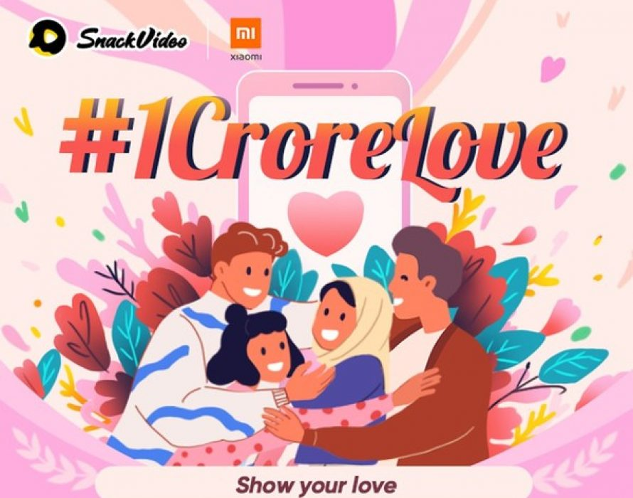 Over 20 users won up to PKR 20,000 in SnackVideo's #1coreLove campaign, celebrating love in all forms