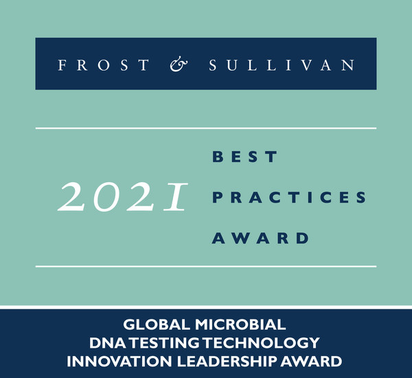 2021 Global Molecular Testing Technology Innovation Leadership Award