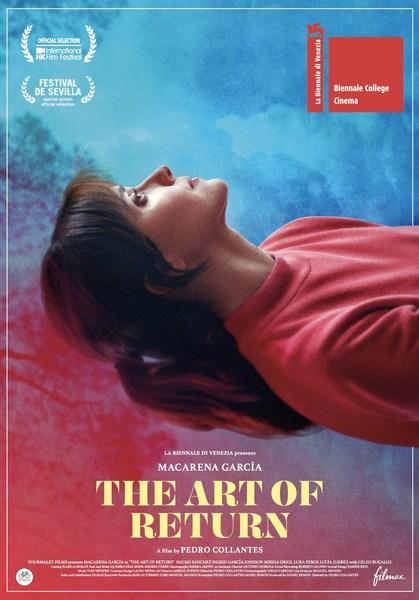 The Art of Return HKIFF Poster