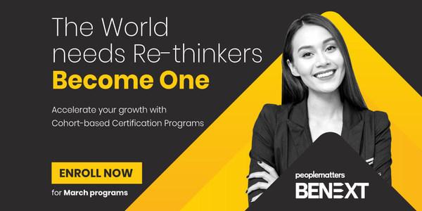 People Matters BeNext Cohort-based Certification Program