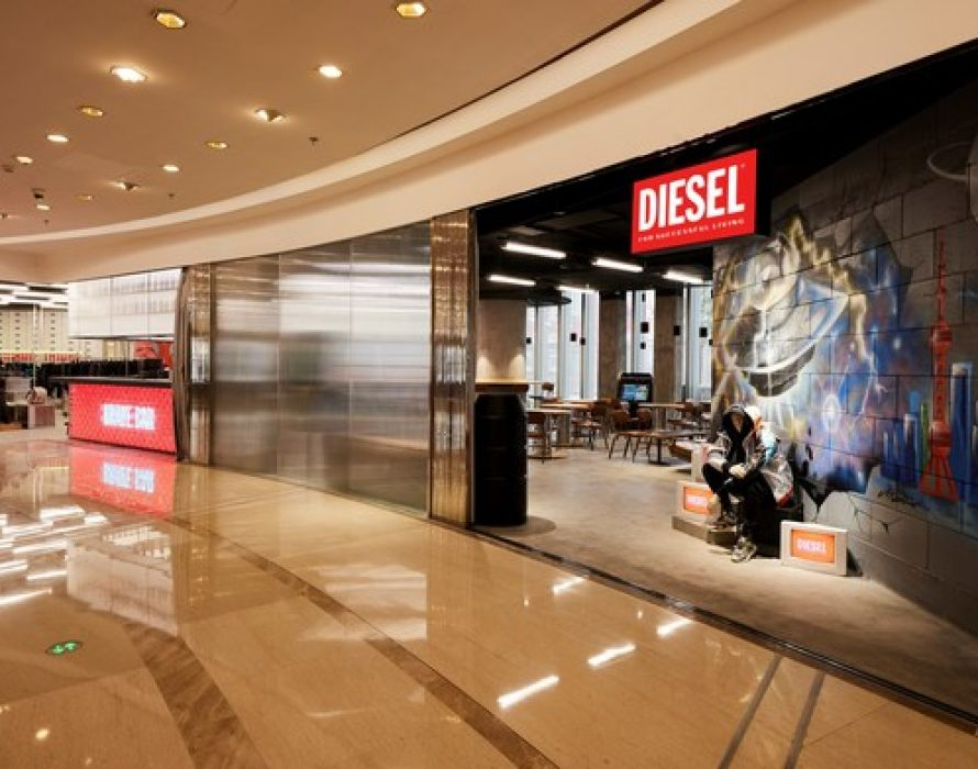 """RTG Consulting and MUSE GROUP Create a Full on Dining Experience for World's First """"DIESEL HUB"""""""