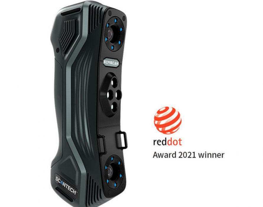 SCANTECH launches its breakthrough SIMSCAN 3D scanner