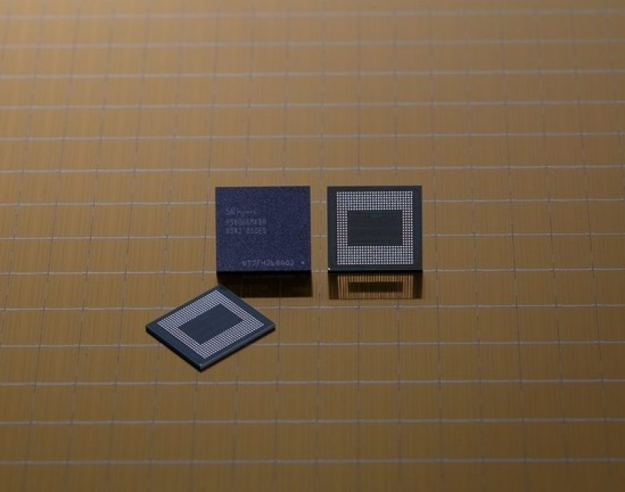 SK hynix Starts Mass-production of LPDDR5 Mobile DRAM with Industry's Largest Capacity