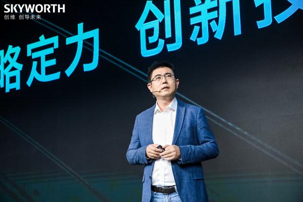 Tony Wang, Chairman of SKYWORTH TV