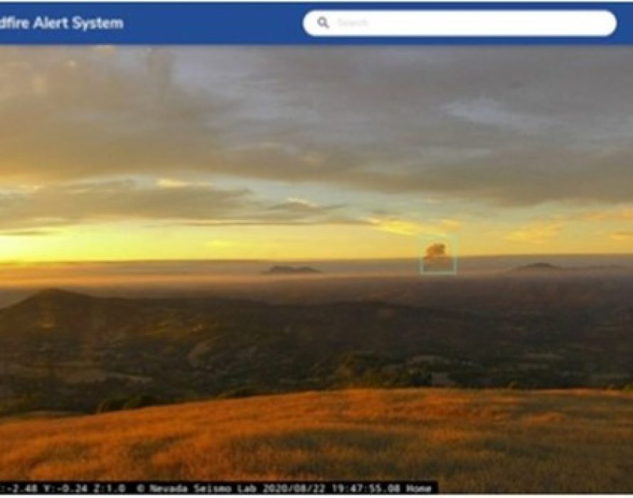 Sonoma County Selects Alchera for AI-Based Wildfire Detection