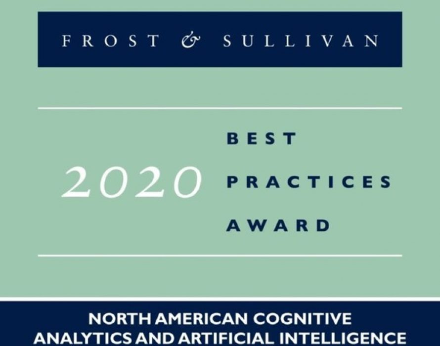 SparkCognition Lauded by Frost & Sullivan for Driving Efficiencies in a Range of Industries with Its AI-powered Analytics Products