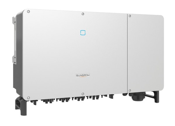 Sungrow new inverter SG75CX