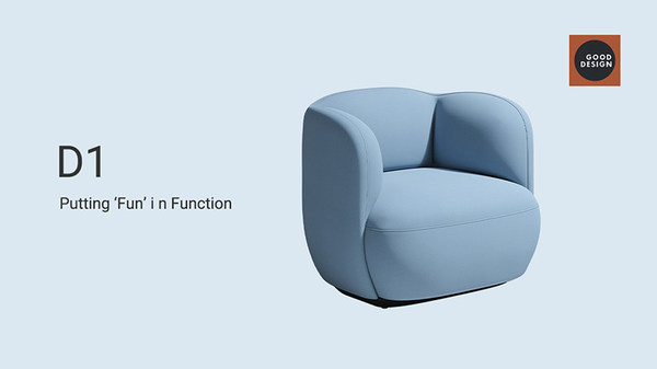 D Series Lounge Seating