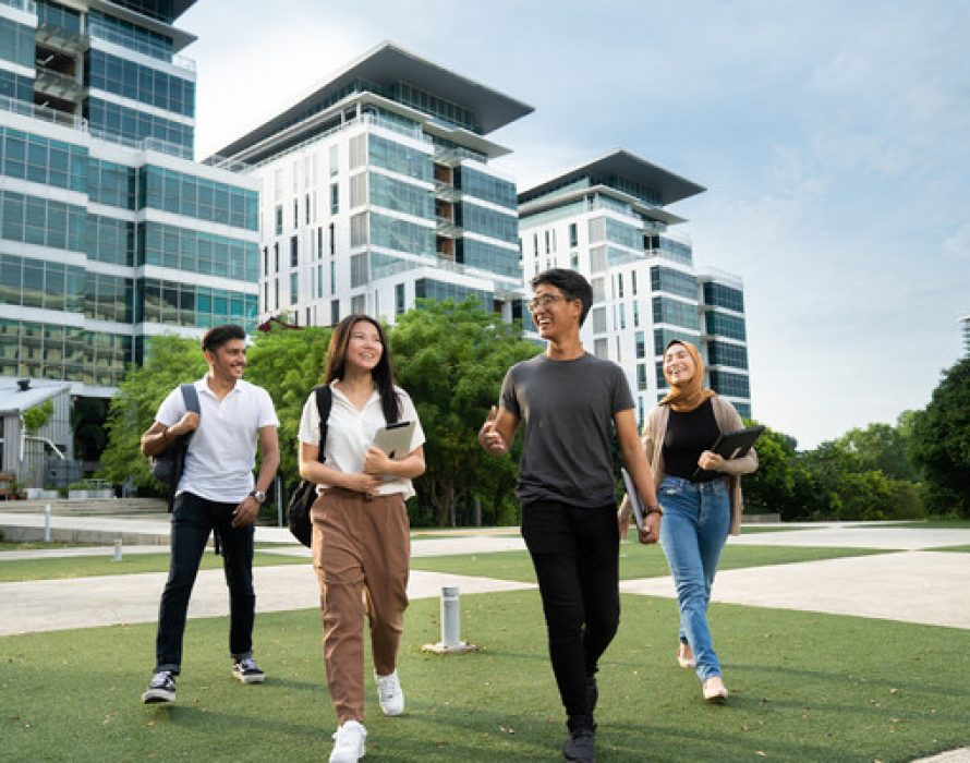 Taylor's is Malaysia's Top Private University for Business and Hospitality