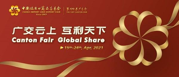 The 129th Canton Fair Prepares for a Virtual Return from April 15-24, 2021