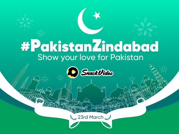 Show your love for Pakistan