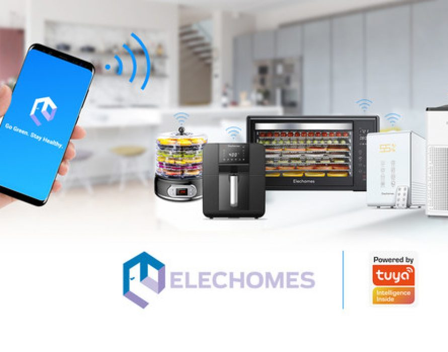 Tuya Smart and Elechomes Partner to Deploy Smart Home Products into the Global Market