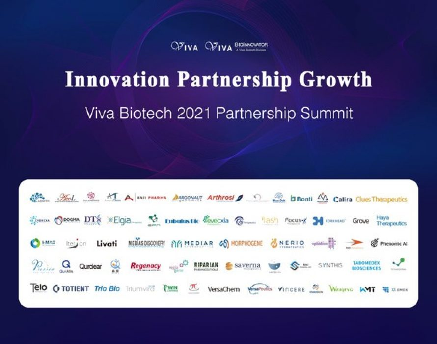 Viva Biotech Successfully Held 2021 Partnership Summit — Novel Drug 2021, the Persistence and Transformation of Start-up Founders