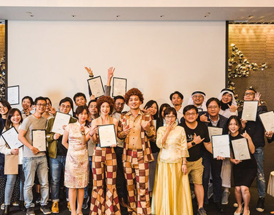 Vpon's Founder and CEO Awarded USD 3 Million Free Shares to Long Serving Employees: They Are Our Heroes Behind the Scenes