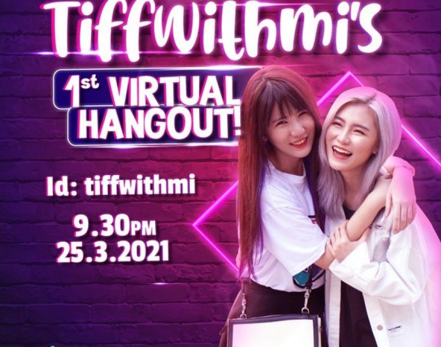 Watch TiffwithMi's First Virtual Hangout On Bigo Live