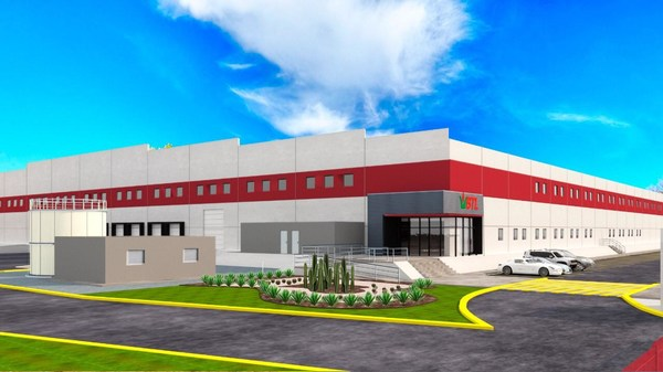 """""""The design for WBTL 200,000 SQF new manufacturing facility in Mexico designed by Alianza"""""""