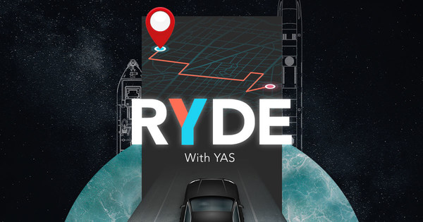 RYDE with YAS enables commuters to stream their insurance protection per ride. Future of insurance is here! Join as early tester and drive the movement!