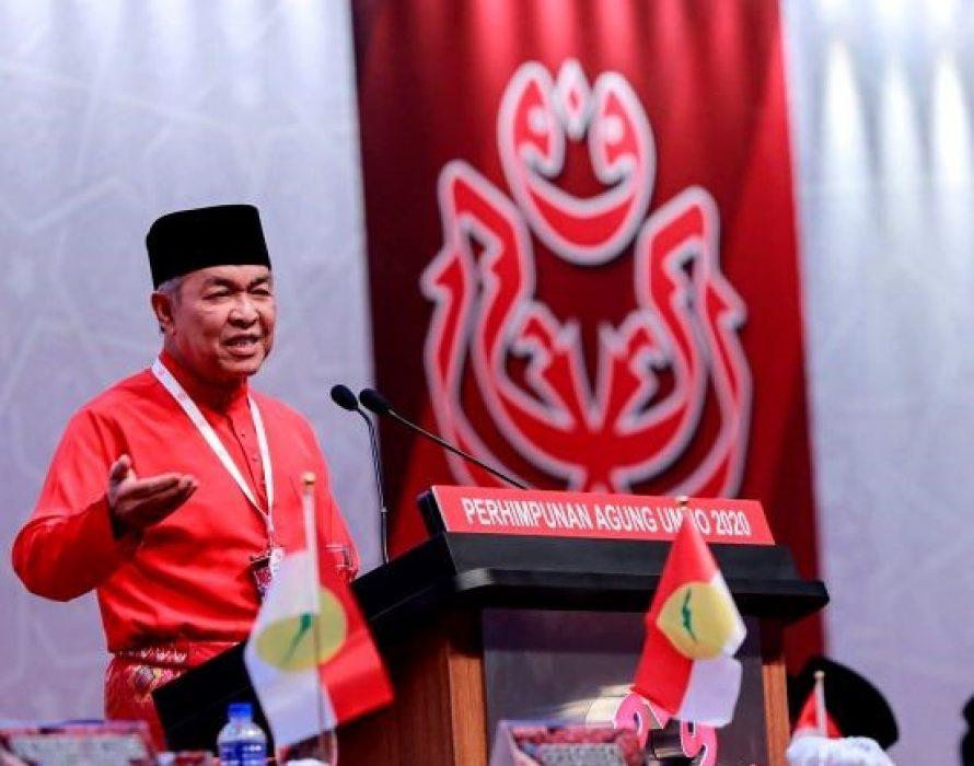 Umno sends clear signal for 'clean break' with Bersatu