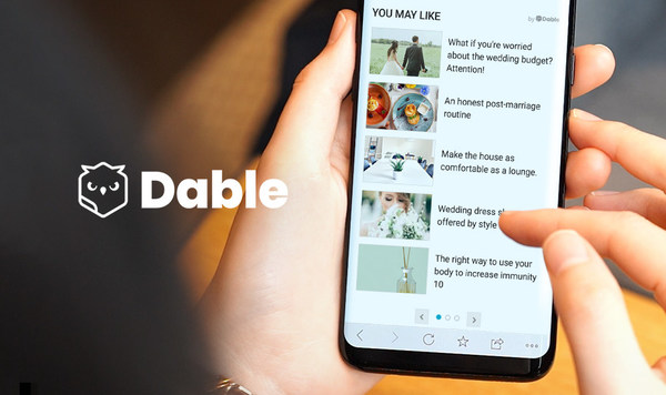 Dable ranked 46th place on the Financial Times Asia-Pacific High-Growth Companies for 2021