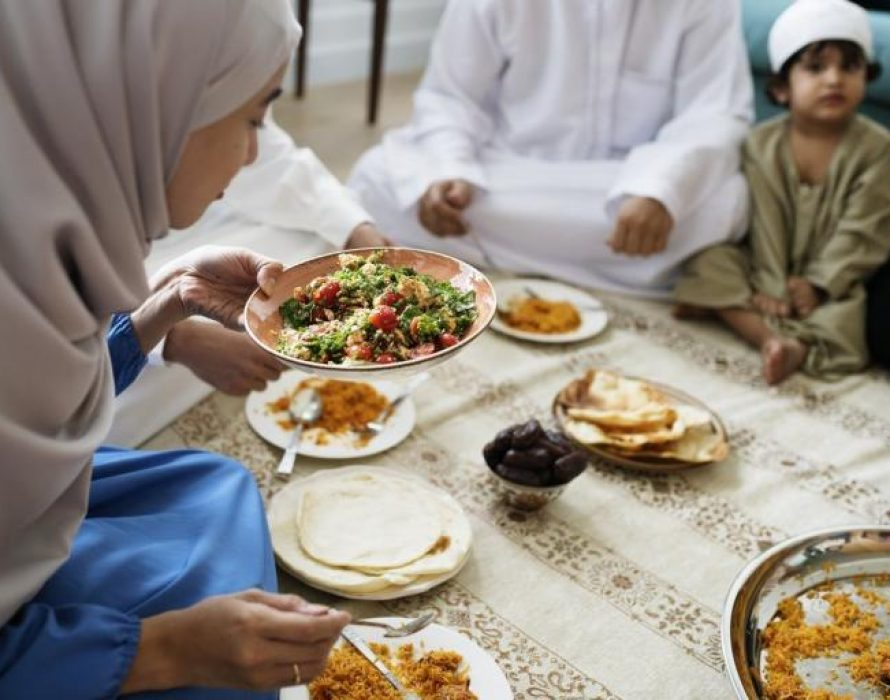 """Remain active, energetic when fasting, don't miss """"sahur""""!"""