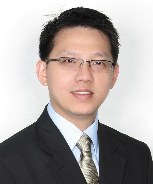 CY Shong, senior vice president, Continuous Improvement, Electrical Sector, Eaton