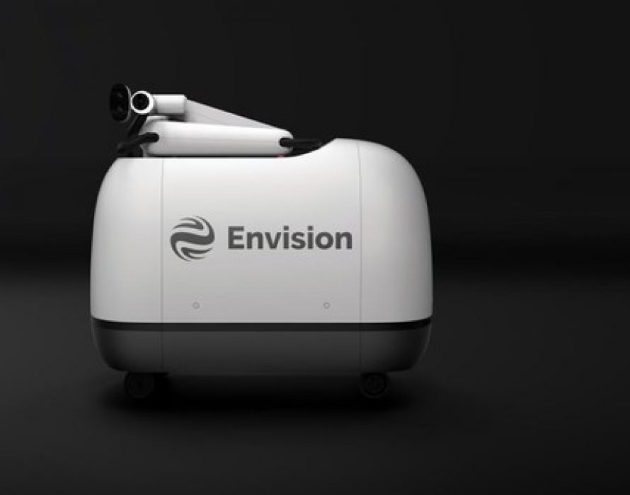 """Envision Group launches green charging robot """"Mochi"""", the world's first mass-produced charging robot 100% powered by green electricity"""