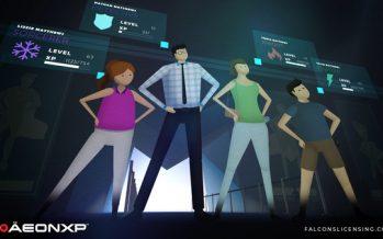 Falcon's Creative Group Announces ÄEONXP™ Ecosystem, The Future Of Immersive Entertainment Experiences.