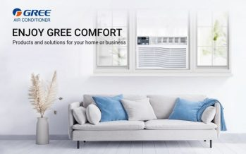 Gree Announces High Efficiency Smart Home Appliances On Amazon US