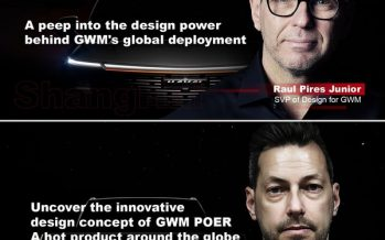 GWM Designers decode design secrets of New Models Unveiled at Auto Shanghai 2021