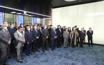 H3C Hosts Diplomats and Guests from More than 30 Countries for In-depth Tour