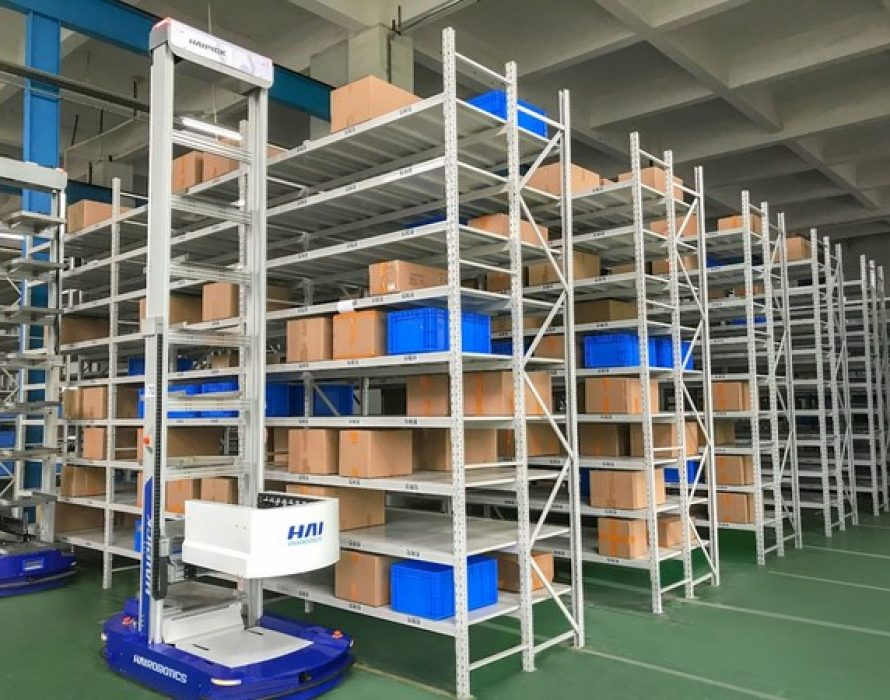 """HAI ROBOTICS, the Shenzhen-based ACR pioneer, receives IFOY AWARD 2021 """"Best in Intralogistics"""" certificates"""