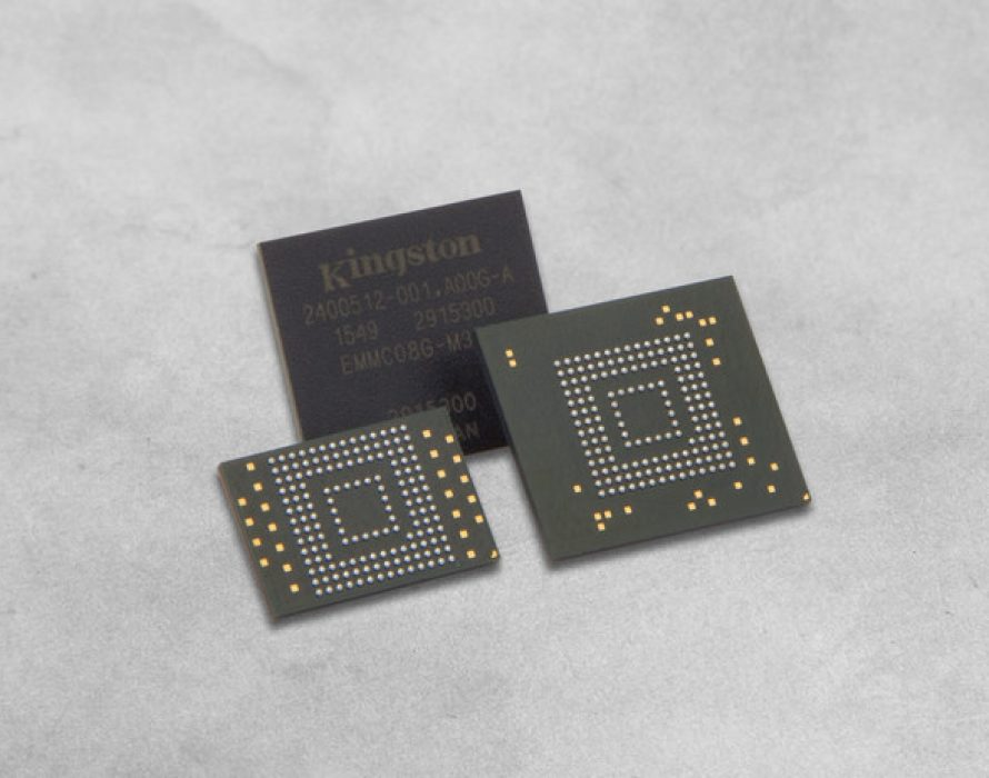 Kingston Partners with NXP Semiconductors on i.MX 8M Plus Processors