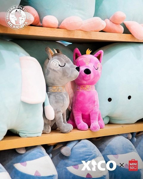 MINISO Mexico launches limited edition Xico crossover collection. This is the first locally initiated IP partnership granted by MINISO headquarters.