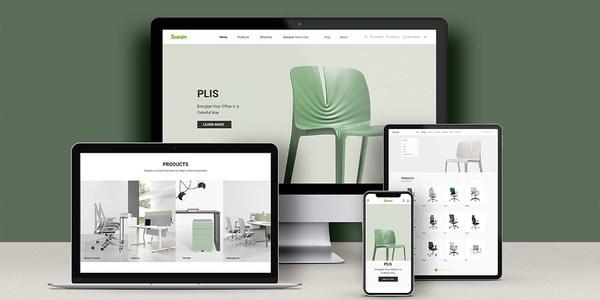 Sunon New Website