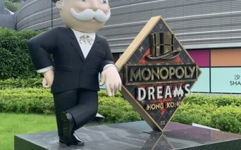 MONOPOLY DREAMS(TM) Hong Kong Announces Winning Merit Award in Hong Kong Licensing Awards' Best Licensee Awards Category