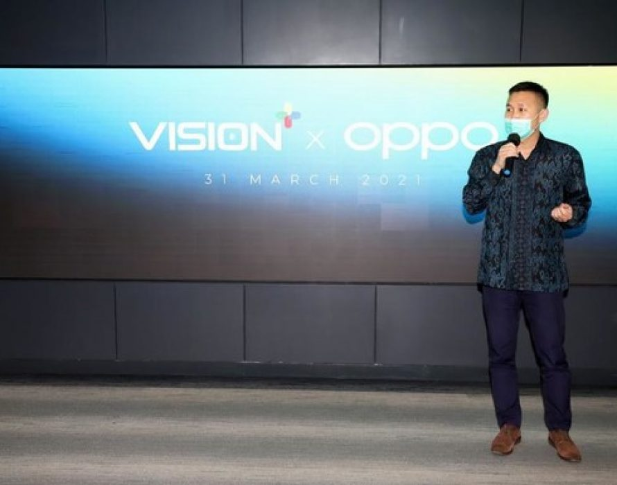 Partnering with MNC Group, OPPO brings high-quality content to SEA users