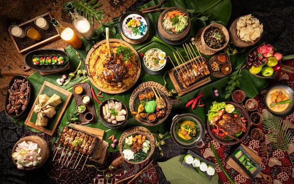 Warisan Nusantara Iftar Buffet at Djaman Doeloe Resto and Bar during Ramadhan