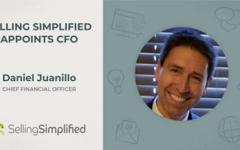 Selling Simplified appoints Daniel Juanillo as CFO amidst Unprecedented Company Growth
