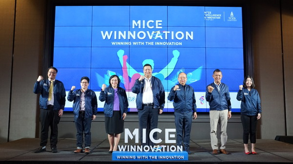 TCEB LAUNCHES 'MICE WINNOVATION' TO GIVE MICE ENTREPRENEURS A READY SUITE OF TECH SOLUTIONS AND ALL-ROUND SUPPORT TO GO DIGITAL.