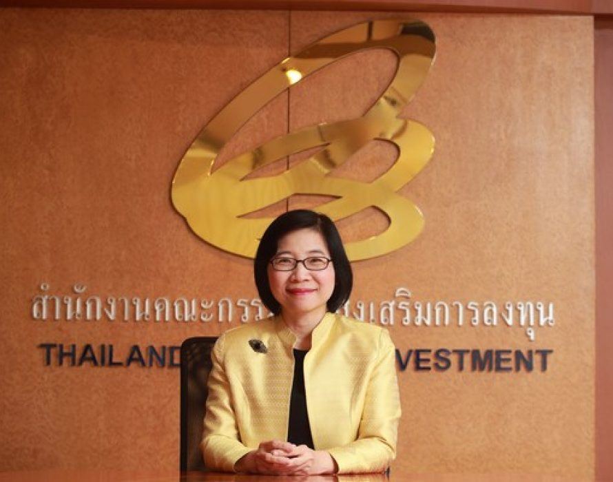 Thailand BOI Okays Biotech Projects Worth 2.4 Bln Baht in Total Investment