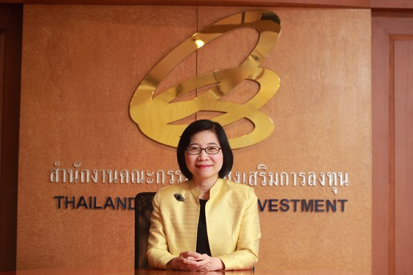 Thailand Board of Investment (BOI) Secretary General Ms. Duangjai Asawachintachit said the recently approved advanced biotechnology projects are reflecting investors increasing interest in Thailand's potential in the biotech sector.