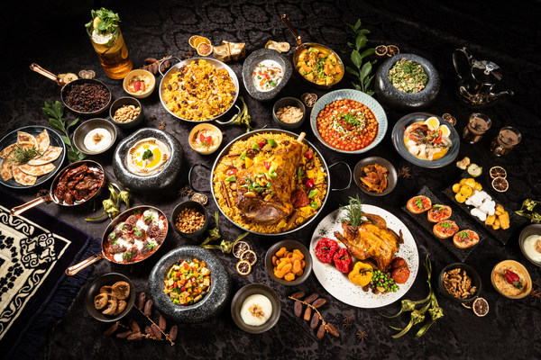 After a long day of fasting, indulge in the perfect harmony of the freshest ingredients and flavorsome spices at Magnolia Restaurant. Savor a splendid spread of classic Chinese, Asian Fusion, and Arabic dishes