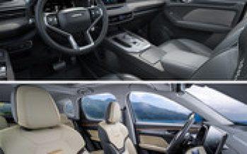 Trend-setting SUV HAVAL JOLION at Auto Shanghai 2021
