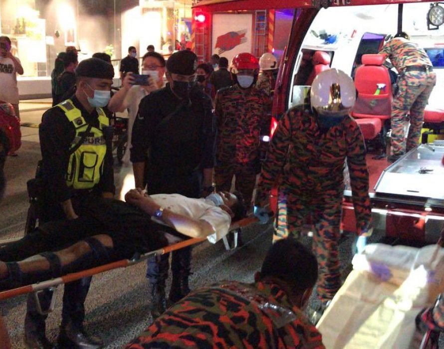 LRT train collision: 65 victims still being treated at HKL