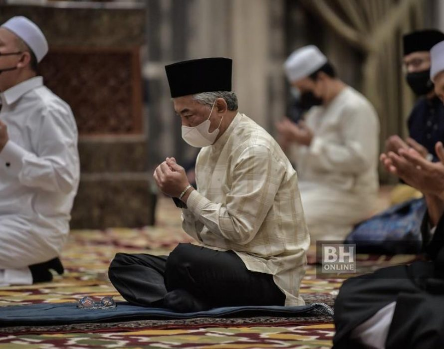 Malaysia stands in solidarity with Palestine through special prayers